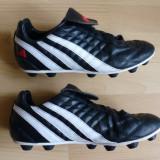 Crampoane fotbal Adidas Hard Ground-Terreno Duro; 38 2/3 ; impecabili, ca noi