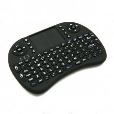 Mini Tastatura Wireless Keyboard Mouse Combo, Fara fir, USB