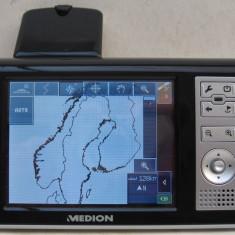 GPS Navigatie MEDION MDPNA240T _ MD 95486, 5 inch