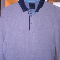 Bluza barbati Zara, Polo - Bluza tricou Zara MAN Originala noua marimea L cadou