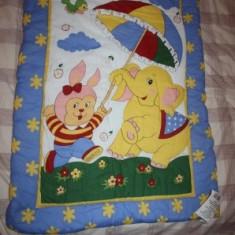 Lenjerie pat copii, Alte dimensiuni - Plapuma patura unisex copii noua!