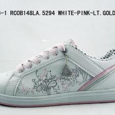 Pantofi dama sport-WINK-FS 976-1 - Adidasi dama Wink, Marime: 36, 39, 40, 41, Culoare: Alb