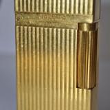 Bricheta Zippo Dupont, Moderna (1970 -acum) - Bricheta S.T. Dupont GOLD MONTPARNASSE