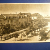 Ilustrata Timisoara - B-dul 23 August, circulat 1953 - Carti Postale Romania dupa 1918