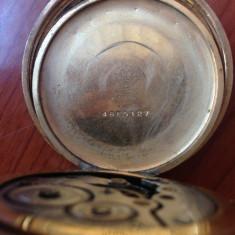 Ceas de buzunar - Vand ceas vechi de buzunar new york standard watch