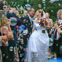 Baloane de sapun - Marturii nunta