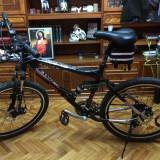 Vand bicicleta DHS Impulse Elan - Bicicleta BMX, 22 inch, Numar viteze: 21