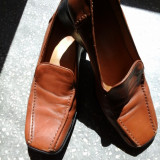 Pantofi de piele - mar 5 (38) - Pantofi dama