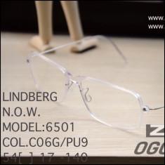 Rama ochelari - Rama Lindberg 6501 C06G autentic