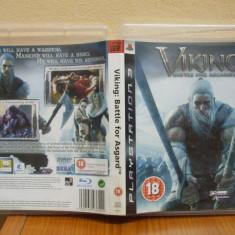 Viking: Battle for Asgard (PS3) (ALVio) + sute de alte Jocuri PS3 Sega ( vand schimb ), Actiune, 18+