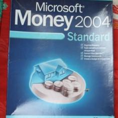 Software Microsoft Money 2004 - Aplicatie PC