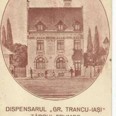 C3 IASI - DISPENSARUL GR.TRANCU - IASI - TARGUL FRUMOS