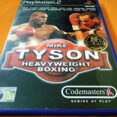 Joc Mike Tyson Heavyweight Boxing, PS2, original, 14.99 lei(gamestore)! - Jocuri PS2 Codemasters, Sporturi, 16+, Multiplayer