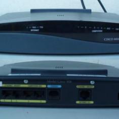 Cisco 806 CISCO806 Broadband Router - NOU, Porturi LAN: 4, Porturi WAN: 1