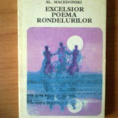 Roman - J Al. Macedonski - Excelsior. Poema Rondelurilor
