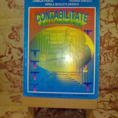 Mihai Ristea - Contabilitate manual pentru licee tehnologice profil servicii clasa a X a - Carte Contabilitate