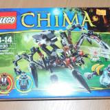 Lego Legends of Chima 70130 Sparratus' Spider Stalker