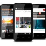 Telefon Allview 5 ANI GARANTIE A6 Quad Dual-Sim, Negru, Neblocat
