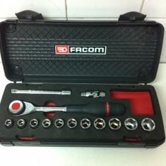 Cheie mecanica - FACOM 3/8 Trusa Modelul nou