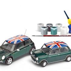 Gift Set Mini Cooper Set - Macheta Aeromodel Revell