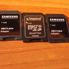 Adaptor micro sd - Card Micro SD