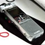 Reportofon Sony ICD-MX20, Altele