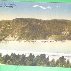 1890 PORTILE DE FIER NECIRCULATA - Carte Postala Banat pana la 1904