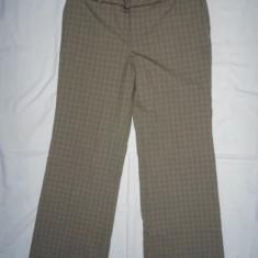 MEXX -PANTALONI DIN STOFA DE CALITATE, CA NOI, NR.44, GERMANIA - Pantaloni dama, Culoare: Din imagine, Lungi, Poliester