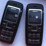 Vand carcasa originala pt Nokia 1600-50 lei