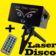 Laser lumini club Altele - Laser Lumini disco/discoteca Club