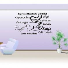 Tapet - Coffee_Tatuaj de perete_Sticker Décor_WALL-527-Dimensiune: 30 cm. X 62 cm. - Orice culoare, Orice dimensiune