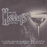 Cartonas de colectie - Suport de pahar / Biscuite HARRAY'S