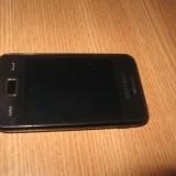 Telefon mobil Samsung S5229 Star 3 Modern, Black + card de memorie 8GB Kingston - Telefon mobil Samsung Star S5230, Negru, Neblocat