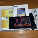 Samsung Galaxy S Advance I9070 - Telefon mobil Samsung Galaxy S Advance, Negru, Neblocat