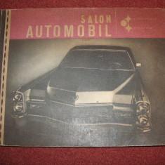 SALON AUTOMOBIL - V. Parizescu, V. Simtion, 1969 (Editia a l-a)