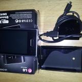 Vand LG E400 - Telefon LG, Negru, Nu se aplica, Vodafone, Fara procesor