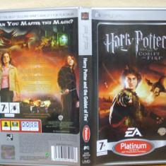 Harry Potter and the Goblet of Fire Platinum (PSP) (ALVio) + sute de alte Jocuri PSP Electronic Arts ( vand schimb ), Actiune