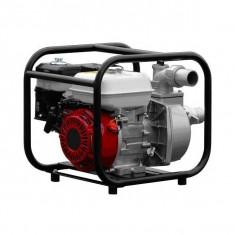 Pompa gradina, Motopompe - Motopompa benzina 5.5 cp, 2 toli, Straus Austria