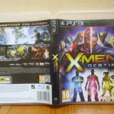 X-Men Destiny (PS3) (ALVio) + sute de alte jocuri PS3 ( VAND / SCHIMB )