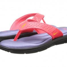 Sandale femei 489 Nike Comfort Thong | Produs 100% original | Livrare cca 10 zile lucratoare | Aducem pe comanda orice produs din SUA - Sandale dama