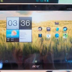 Vand Acer Iconia Tab a210, 16 GB, aproape noua, baterie 8 ore - Tableta Acer