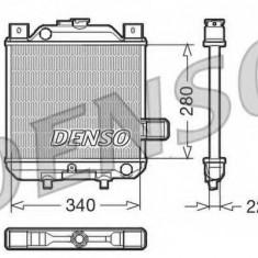 Radiator, racire motor AIXAM 400 0.05 - DENSO DRM99006