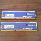 Rami Kingston HyperX Blu DDR3 2x1GB 1333MHz
