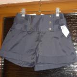 Blugi dama - Pantolon scurt elegant, pantalon de blug 3 sferturi