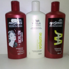Sampon Wella ProSeries 500ml