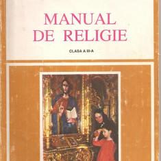 Carti ortodoxe - (C5270) MANUAL DE RELIGIE CLASA A III-A DE PREOT DR. IOAN SAUCA, EDITURA INSTITUTULUI BIBLIC SI DE MISIUNE A BISERICII ORTODOXE ROMANE, 1994