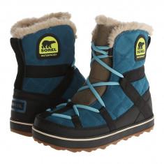 Boots femei SOREL Glacy™ Explorer Shortie | 100% originali | Livrare cca 10 zile lucratoare | Aducem pe comanda orice produs din SUA - Cizme dama