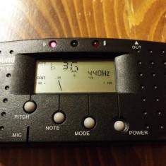 Tuner digital PRO SOUND PS 100 chitara, clasica, electrica, bass