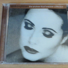 Sarah Brightman - The Andrew Lloyd Webber Collection - Muzica Opera Altele, CD