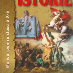 ISTORIE MANUAL PENTRU CLASA A X-A - Anca Pandea, Ioan Scurtu - Manual scolar teora, Clasa 10, Teora